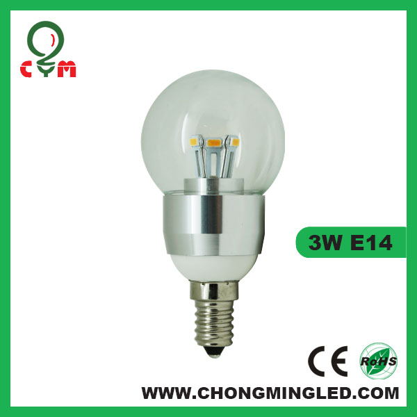 50mm E14 Dimmable