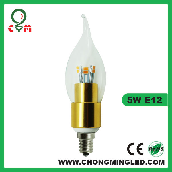 400lm Dimmable Candle